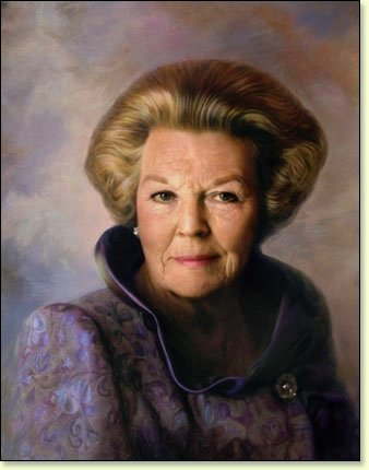 A Royal portrait